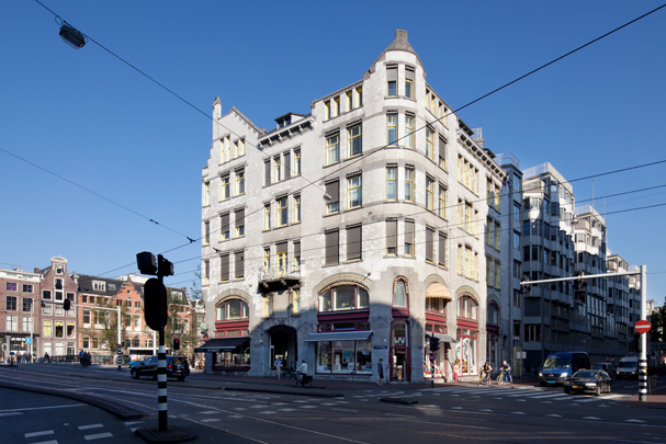 Kantoorgebouw RVS (Het Witte Huis) / Office Building RVS (Het Witte Huis) ( J. Verheul Dzn. )