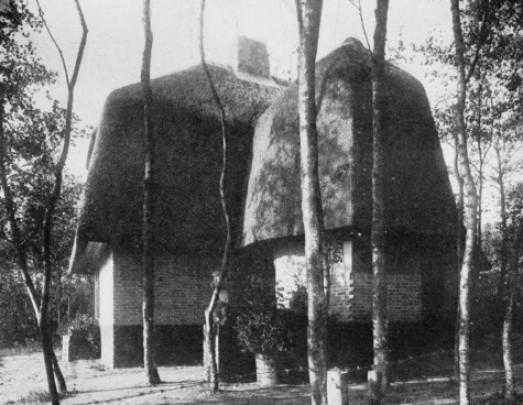 Eigen woonhuis Van Epen (De Mijlpaal) / Own House Van Epen (De Mijlpaal) ( J.C. van Epen )