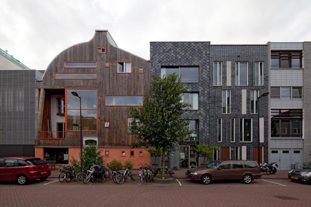 Vrije kavels Zuidbuurt Steigereiland / Self-build plots Zuidbuurt Steigereiland  ( Diverse architecten )