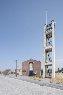 NH Dorpskerk Petten / Church Petten ( A.J. van der Steur )