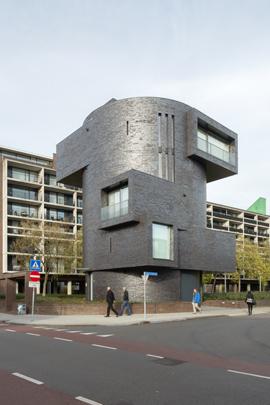 Dubbel woonhuis Tilburg / Double Private House Tilburg ( Bedaux de Brouwer Architecten )