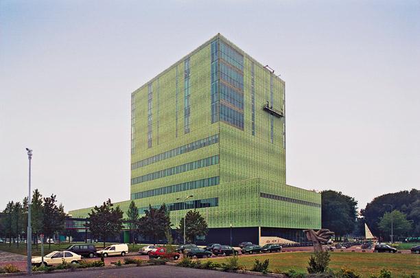 Vertigo (Faculteit Bouwkunde) / Faculty of Architecture ( H.H.L.M. Dirrix (Diederen Dirrix Van Wylick) )