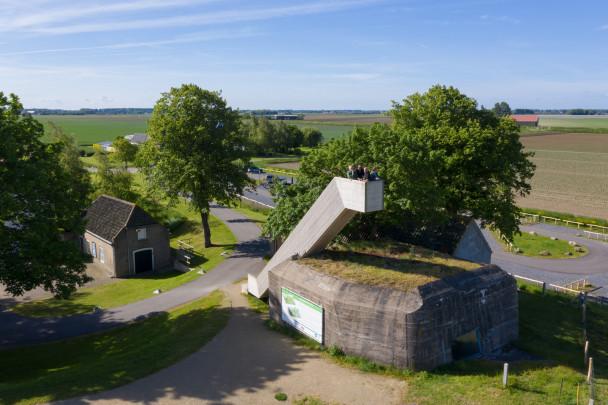 Uitkijktoren Bunkertreppe / Observation Tower Bunkertreppe ( RO&AD architecten )