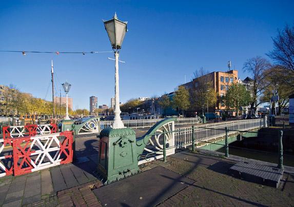 Spanjaardsbrug Rotterdam / Spanjaardsbrug Rotterdam ( G.J. de Jongh (Gemeentewerken) )