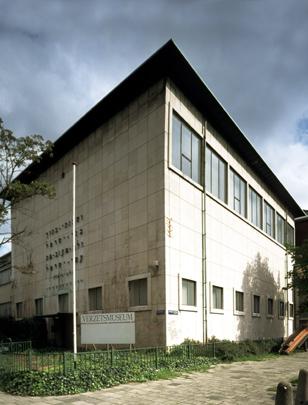 Synagoge Lekstraat / Synagogue Lekstraat ( A. Elzas )