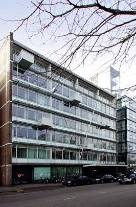 Kantoorgebouw Geïllustreerde Pers / Office Building Geïllustreerde Pers ( Merkelbach & Elling )