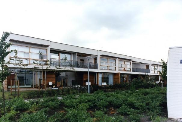 Woningbouw Bouw-RAI 2 (Mecanoo) / Housing Bouw-RAI 2 (Mecanoo) ( Mecanoo )