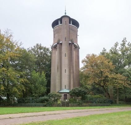Watertoren Wageningen / Water Tower Wageningen ( Th.K.J. Koch )
