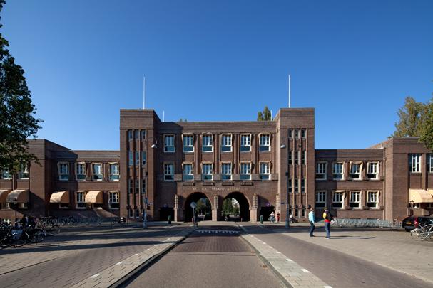 Amsterdams Lyceum / Amsterdams Lyceum ( H.A.J. en J. Baanders )