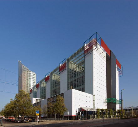 Ministerie van VROM / Ministry of Housing ( J. Hoogstad )