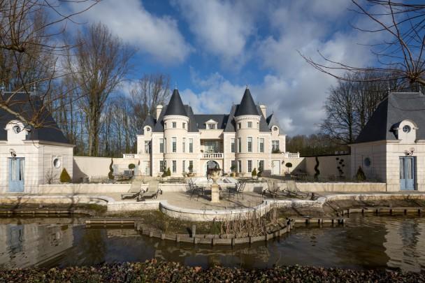 Woonhuis Arendsslot  / Private House Arendsslot ( H. Bosman, M. Bosman )