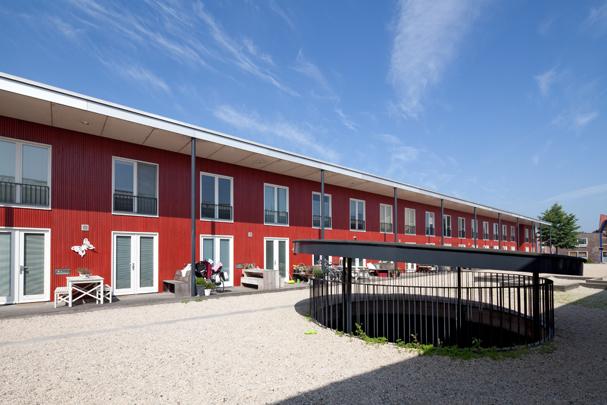 Woningbouw Zenderpark (Kingma Roorda) / Housing Zenderpark (Kingma Roorda) ( Kingma Roorda )