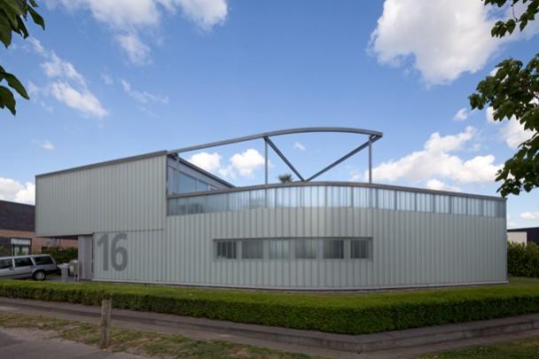 Woonhuis Glazen Huis / Private House Glazen Huis ( Benthem Crouwel )
