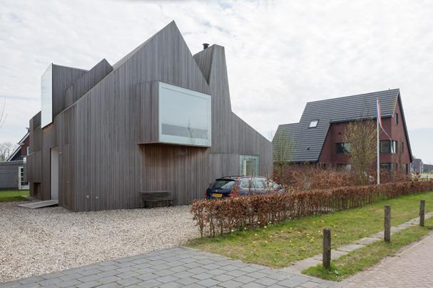 Woonhuis Bierings / Private House Bierings ( Rocha Tombal architecten )