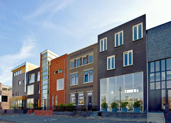 Roombeek / Roombeek ( P.B. de Bruijn (de Architekten Cie.) i.s.m. diverse architecten )