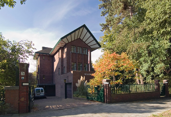 Woonhuis Windekind / Private House Windekind ( D. Roosenburg )