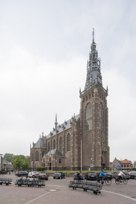 NH kerk Schagen / Church Schagen ( J.A.G. van der Steur )