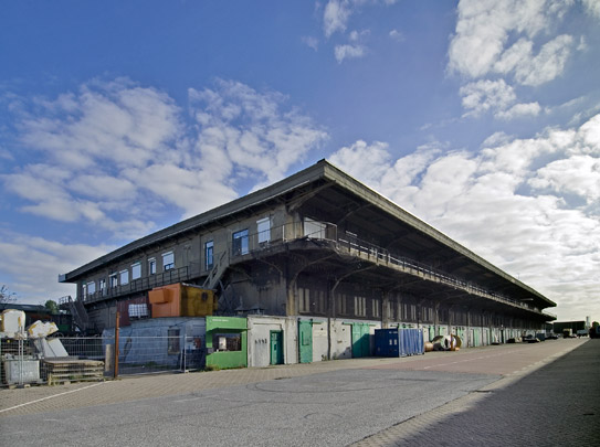 Katoenveem / Cotton Warehouse ( J.J. Kanters )