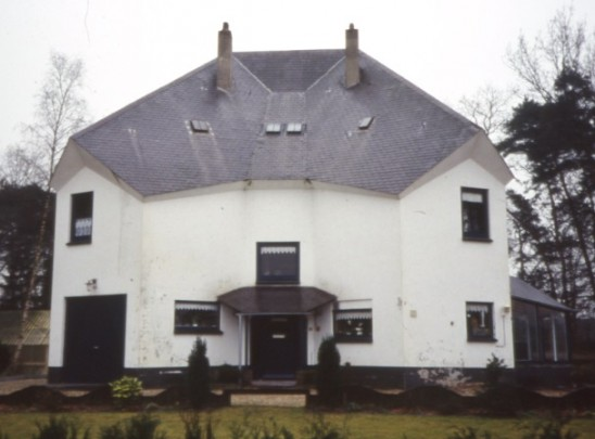 Woonhuis Het Blauwe Huis / Private House Het Blauwe Huis ( Gerretsen & Wegerif )