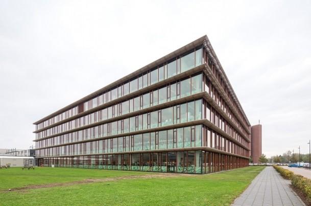 Radixgebouw Landbouwuniversiteit / Radix Building ( DP6 )