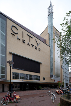 Bioscoop Citytheater / Cinema Citytheater ( J. Wils )