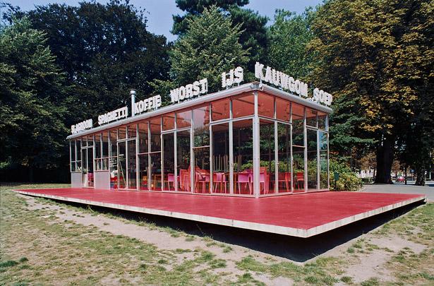 Theepaviljoen Breda / Tea House Breda ( J. Körmeling )