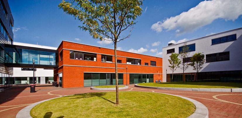 Da Vinci College / Da Vinci College ( Mecanoo )