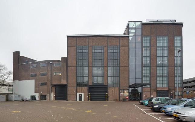Kantoorgebouw Gemeentelijk Energiebedrijf (Energiehuis) Dordrecht / Office Building Gemeentelijk Energiebedrijf (Energiehuis) Dordrecht ( ? )