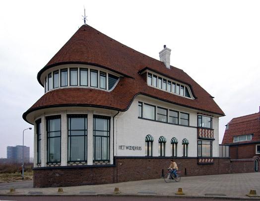 Woonhuis Wooldhuis / Private House Wooldhuis ( D. Roosenburg )