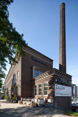 Bedrijfsverzamelgebouw De Machinist / Mixed-Use Building De Machinist ( B.J.K. Cramer, C. Elffers )
