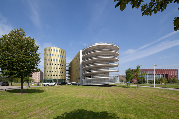 Kantoorgebouw en Parkeergarage De Cope / Office Building and Car Park De Cope ( JHK Architecten )