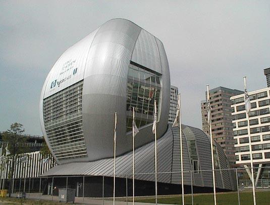 Huis van de Toekomst Living Tomorrow / House of the Future Living Tomorrow ( B. Thijs i.s.m. UN Studio )
