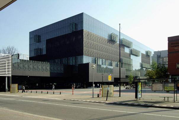 Universiteitsbibliotheek Utrecht / University Library Utrecht ( W.M.J. Arets )