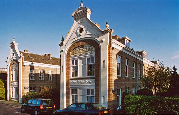 Woningbouw Hallincqhof / Housing Hallincqhof ( H.W. Veth )