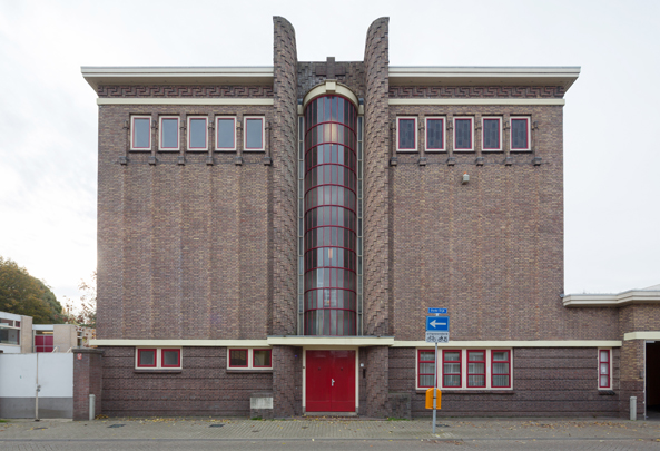 Sint Theresialyceum / Sint Theresia School ( J.J. Donders )