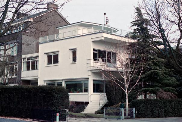 Woonhuis Gestel / Private House Gestel ( J.H. van den Broek )