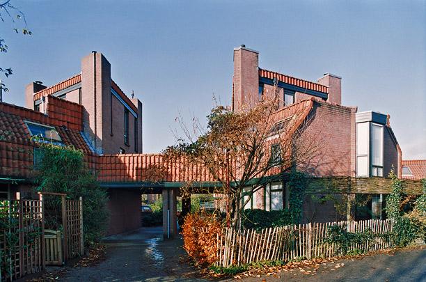 Woningbouw Nieuwegein / Housing Nieuwegein ( J. Verhoeven )