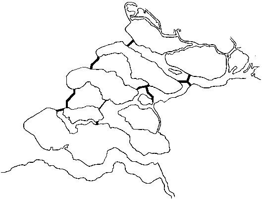 Deltawerken / Delta Works ( Rijkswaterstaat )