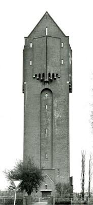 Watertoren Lutten / Water Tower Lutten ( WMO (Waterleiding Maatschappij Overijssel)  )