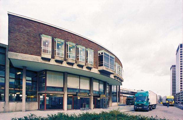 Citrusveiling Rotterdam / Fruit Auction Complex Rotterdam ( H.A. Maaskant )