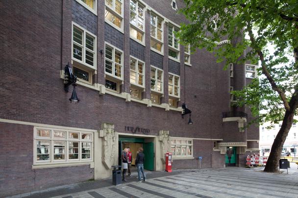 Ambachtsschool Postjesweg / Technical School  Postjesweg ( A.J. Westerman (Publieke Werken) )