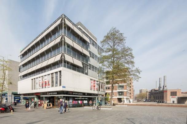 Winkelgebouw Huf / Department Store Huf ( Van den Broek & Bakema )