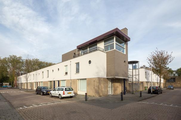 Woningbouw Merodeplein / Housing Merodeplein ( Architectenbureau Bedaux )