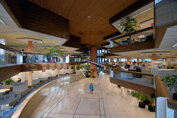 Kantoorgebouw DHV / Office Building DHV ( D. Zuiderhoek, DHV )
