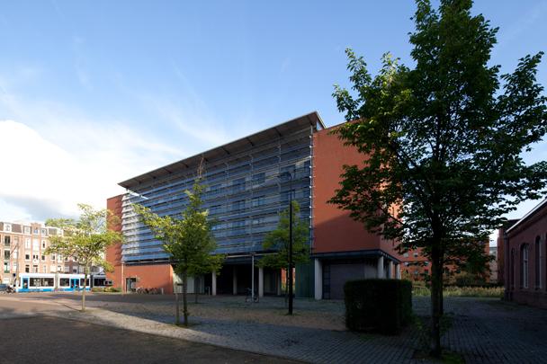 Woningbouw GWL-terrein (Meyer & Van Schooten) / Housing, Urban Design (Meyer & Van Schooten) ( Meyer & Van Schooten )