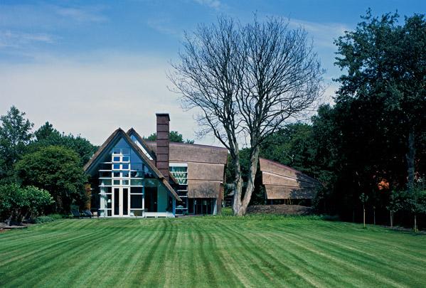 Woonhuis Luyt / Private House Luyt ( Soeters Van Eldonk )