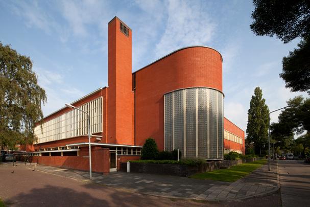 Snelliusschool Hilversum / Snelliusschool Hilversum ( W.M. Dudok )