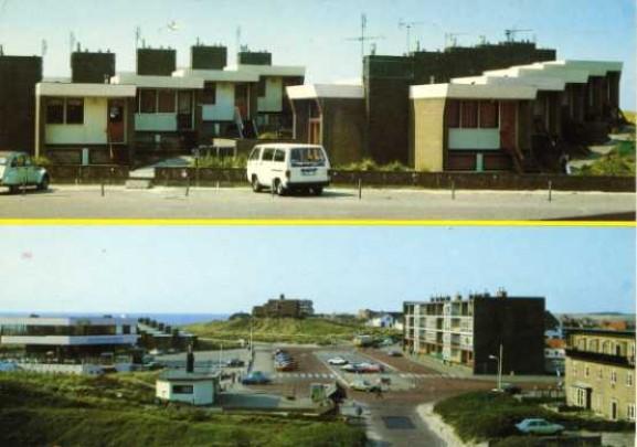 Vakantiehuizen Bergen aan Zee / Holiday Residences Bergen aan Zee ( G. Boon )