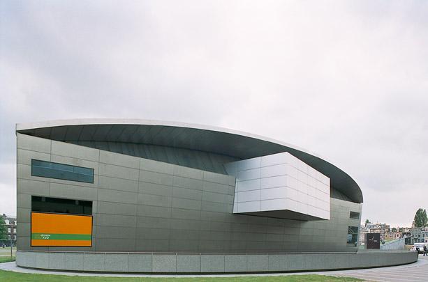 Rijksmuseum Vincent Van Gogh  (Uitbreiding) / National Museum Vincent van Gogh (Extension) ( K. Kurokawa )