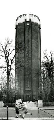 Watertoren Vriezenveen / Water Tower Vriezenveen ( H. Sangster )
